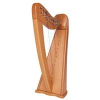 Thomann : Roundback Harp Beechwood 12
