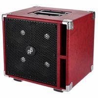 Phil Jones : Piranha C4 Bass Cabinet Red