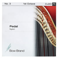 Bow Brand : Pedal Artist Nylon 1st C No.3