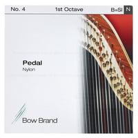 Bow Brand : Pedal Artist Nylon 1st B No.4