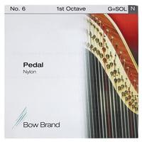 Bow Brand : Pedal Artist Nylon 1st G No.6