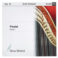 Bow Brand : Pedal Artist Nylon 2nd E No.8