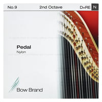 Bow Brand : Pedal Artist Nylon 2nd D No.9
