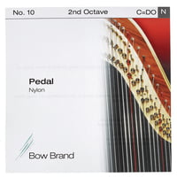 Bow Brand : Pedal Artist Nylon 2nd C No.10