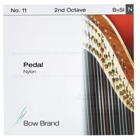 Bow Brand : Pedal Artist Nylon 2nd B No.11