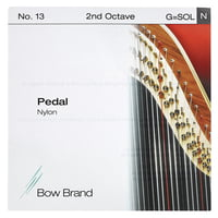 Bow Brand : Pedal Artist Nylon 2nd G No.13