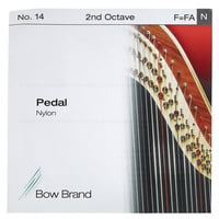 Bow Brand : Pedal Artist Nylon 2nd F No.14