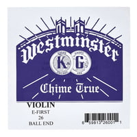 Westminster : E Violin 4/4 BE medium 0,26