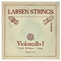 Larsen : Cello Single String A Medium