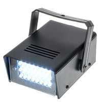 Eurolite : LED Disco Strobe white eco