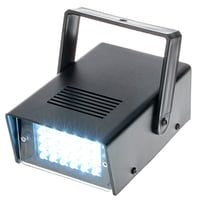 Eurolite : LED Disco Strobe white Sound