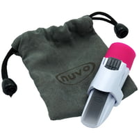 Nuvo : Mouthpiece for jSax white-pink