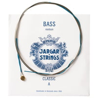 Jargar : Double Bass String A Medium