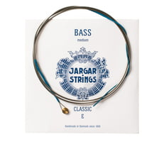 Jargar : Double Bass String E Medium