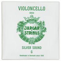 Jargar : Silver Cello String G Dolce