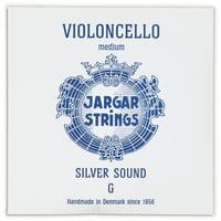 Jargar : Silver Cello String G Medium