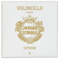 Jargar : Superior Cello String A Medium