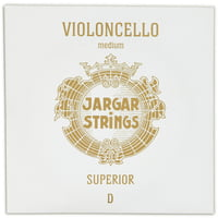 Jargar : Superior Cello String D Medium