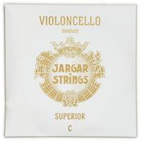 Jargar : Superior Cello String C Medium