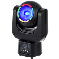Stairville : Bowl Beam 604Z Zoom LED MKII