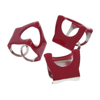 Pinch Clip : Cymbal Clamp Red