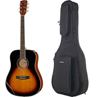 Harley Benton : D-120VS Bundle