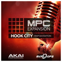 Akai : Hook City Trap & B Edition