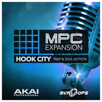 Akai : Hook City Trap & Soul Edition