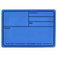 Stairville : Tourlabel 177x127mm Blue
