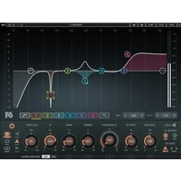 Waves : F6 Floating-Band Dynamic EQ