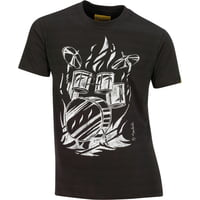 Xam Schrock : T-Shirt Drumhead L
