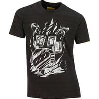 Xam Schrock : T-Shirt Drumhead XL