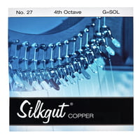 Bow Brand : Silkgut Copper 4th G No.27