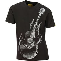 Xam Schrock : T-Shirt Acoustic Hero XL