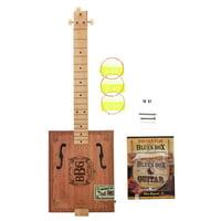 Music Sales : The Blues Box Guitar Kit