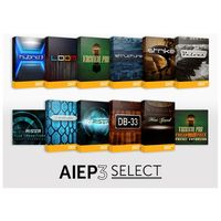 AIR Music Technology : AIEP3 Select Upgrade