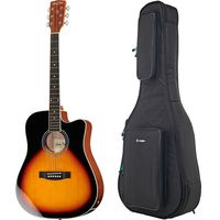 Harley Benton : D-120CE VS Bundle