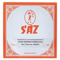 Saz : KT25C Kemence Strings Set