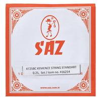 Saz : KT25BC Kemence Strings Stand.