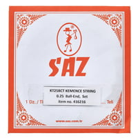 Saz : KT25BCT Kemence Strings Ball
