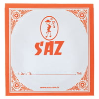 Saz : STB5 Tambur Strings Extra Set