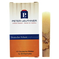 Peter Leuthner : German Bb-Clarinet 4,0 Prof.