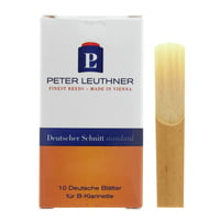 Peter Leuthner : German Bb-Clarinet 1,5 Stand