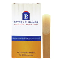 Peter Leuthner : German Bb-Clarinet 3,5 Stand