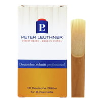 Peter Leuthner : German Bb-Clarinet 4,0 Stand