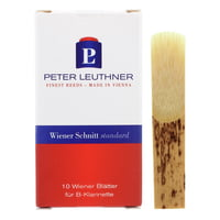 Peter Leuthner : Bb-Clarinet Wien 7,0 Prof.
