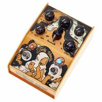 Stone Deaf : Trashy Blonde Overdrive & EQ