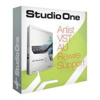 Presonus : VST, AU and Rewire Support