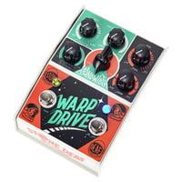 Stone Deaf : Warp Drive Hi Gain Dist. & EQ