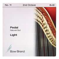 Bow Brand : Pedal Nat. Gut 2nd B No.11 L